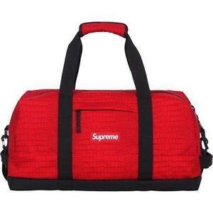f2be14b48 Supreme Duffle Bag