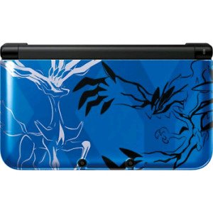 Nintendo 3DS XL Pokemon XY Bleu