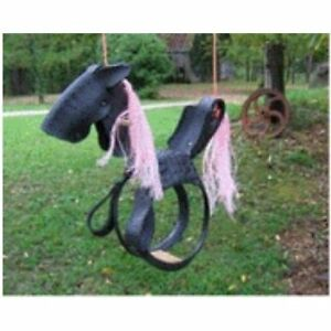 Tired horse swing