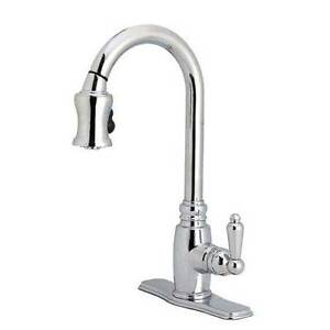 Danze Madison Pull Out Kitchen Faucet Chrome West Island Greater Montréal image 1