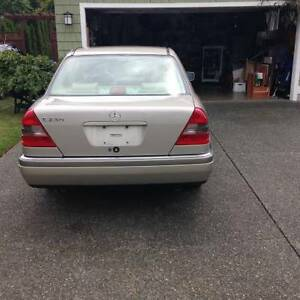 1997 Mercedes-Benz C230 Comox / Courtenay / Cumberland Comox Valley Area image 2