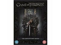 Game Of Thrones - Series 1 - Complete Game Of Thrones (Dvd/s)