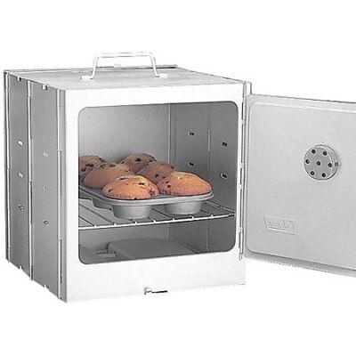 Coleman Camp Oven,Portable camping oven lets you bake with confidence at camp