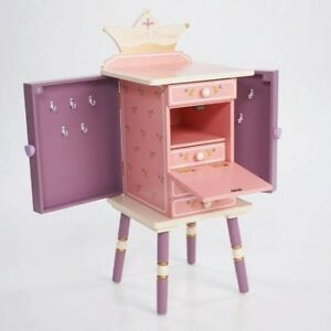 Children's (Levels of Discovery) Jewellery Box
