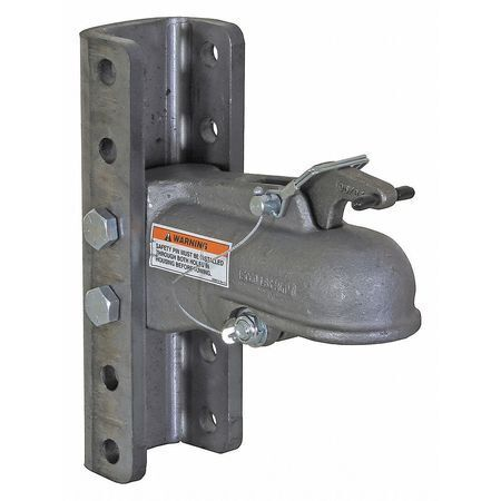 "BUYERS PRODUCTS 0091545 Trailer Coupler, Class IV, 2"" Ball Size"
