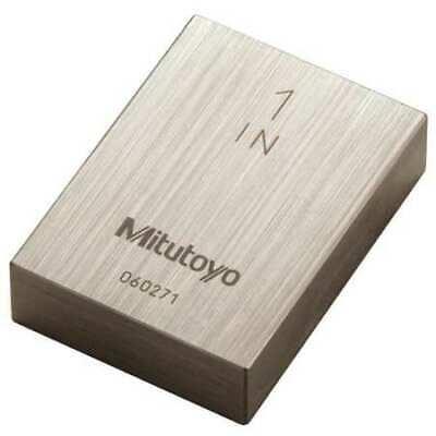 Mitutoyo 611506-531 Gage Block132 L38 Hsteelasme 0