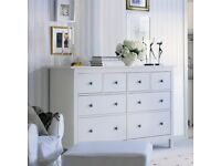 Brand new Hemnes chest of drawers