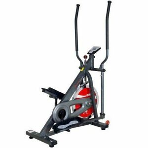 Elliptical Trainer Machine with LCD screen - NEW