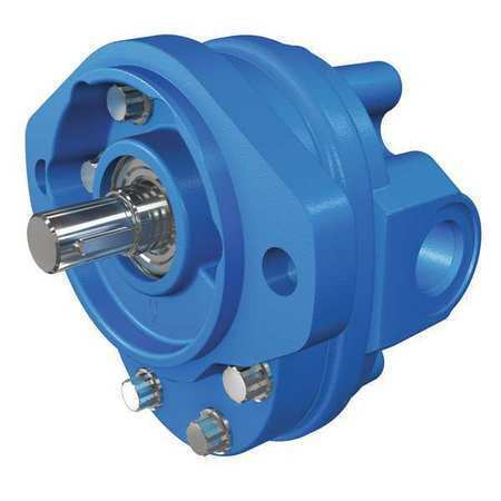 Eaton Vickers 26002-Rzg Gear Pump, Displacement 0.5, Gpm 6.6, Right, Min. Rpm:
