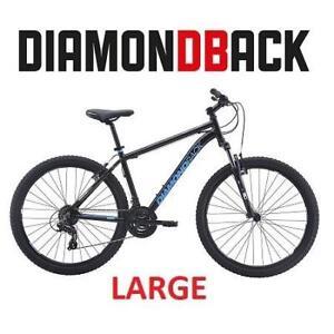"""NEW DIAMONDBACK 20"""" MOUNTAIN BIKE 02-16-2262 188696186 BICYCLE SORRENTO HARD TAIL MEN'S LARGE LG"""