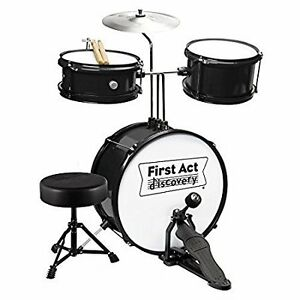 Discovery Act Drum set   4-7 years