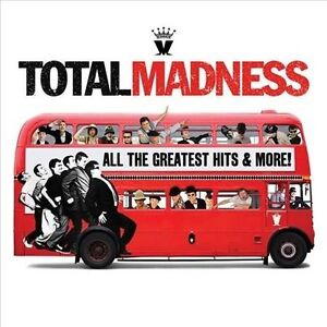 Madness-Total Madness  CD with DVD NEW
