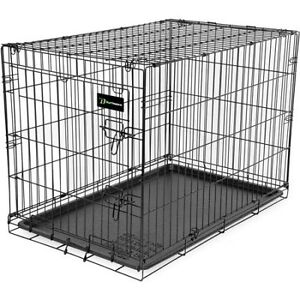 """Free - 42"""" x 28"""" Large wire crate, used"""