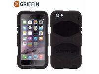 Griffin Survivor All Terrain Case for Apple iPhone 6 plus 6s plus in Black
