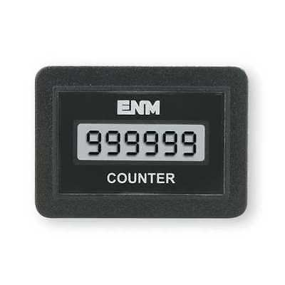 Enm C1141bb Electronic Counter6 Digitslcd