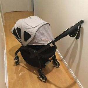 Excellent black limited edition bugaboo bee plus Campbell River Comox Valley Area image 7