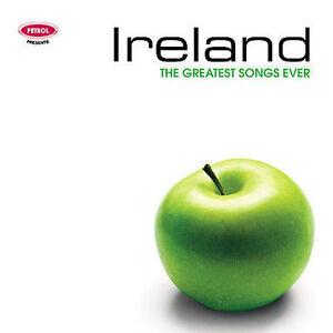Greatest Songs Ever Ireland Petrol Presents Audio CD - $3.99