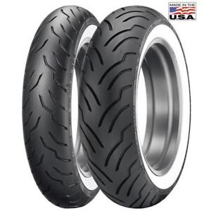 Dunlop Motorcycle tires on sale