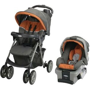 Graco Spree Classic Connect Travel System