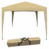 New PORTABLE Outdoor 10 X 10 EASY Pop Up Gazebo ONLY 1 LEFT!