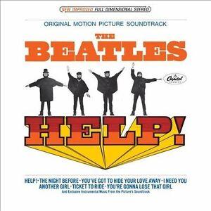 THE BEATLES Help! (US Album) CD BRAND NEW w/ Obi