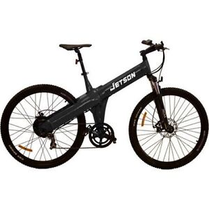 Jetson - Electric Mountain Bike - Black