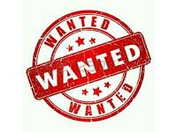 WANTED SHOP FOR RENT WHITEINCH,PARTICK,SCOTSOUN, GOVAN