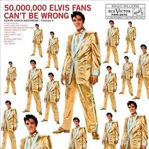 Elvis Presley Elvis Gold Records Volume 2 g/f ltd 180g vinyl LP NEW sealed