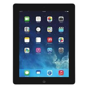 "APPLE IPAD 4 ""B"" 16GB WIFI TABLET (BLACK)"