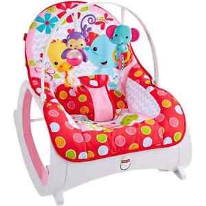 Fisher price red rocker