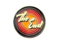 Supreme The End Tom and Jerry Pin