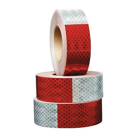 3M 913-32 Conspicuity Reflective Tape,100 Strips