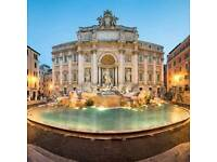 2 Romantic Tickets to Rome