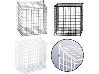 DOG METAL CAGE POSTMAN LETTERS POST PROTECTOR GUARD