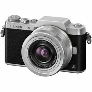Panasonic DMC-GF7K with Lumix 12-32mm OS Lens-New