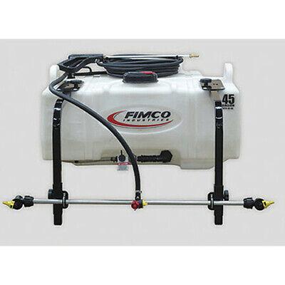 Fimco Utv-45-bl 45 Gal 3 Nozzle Boomless Utv Sprayer