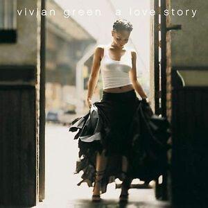 A-Love-Story-ECD-by-Vivian-Green-CD-Nov-2002-Columbia-USA-FREE-SHIP-USA