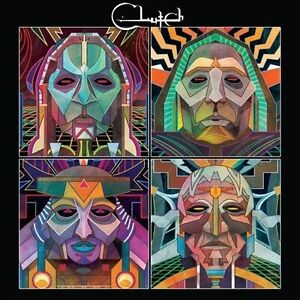 Clutch Earth Rocker Live vinyl LP NEW sealed