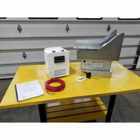 Used Centriflow Flow Meter Cfm-6-a-a-a-a-a-a-5