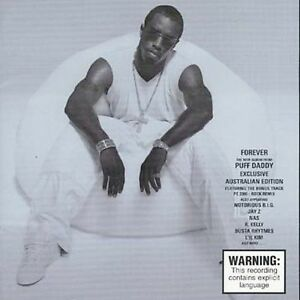Forever-by-Diddy-Puff-Daddy-CD-Aug-1999-Bad-Boy-Entertainment