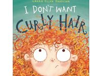 I DO NOT WANT CURLY HAIR WITH LAURA ELLEN ANDERSON