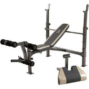 Brand new weight bench
