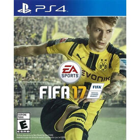 ps4 fifa 2017 new unopened £30