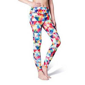 Women's Rainbow print Leggings, New. Beenleigh Logan Area Preview