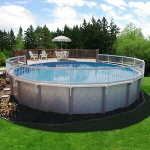 ABOVEGROUND POOLS