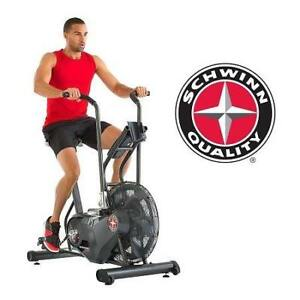 NEW* SCHWINN AIRDYNE EXERCISE BIKE AD6 184646883 BICYCLE FITNESS CARDIO WORKOUT AD6