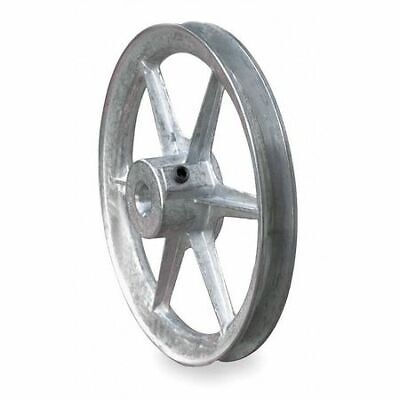 Congress Ca0900x087kw 78 Fixed Bore 1 Groove Standard V-belt Pulley 9.00 Od