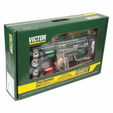 VICTOR 0384-2125 Gas Welding Outfit,100FC Torch Handle