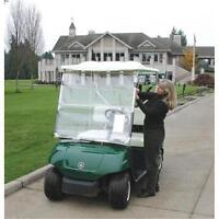 Brand new - never used golf cart weather shield $15