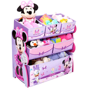 Minnie Mouse toy organizer